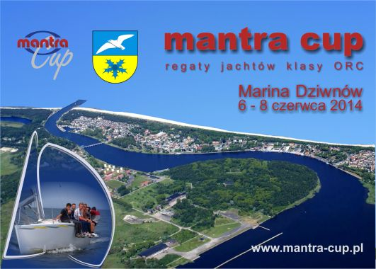 Mantra Cup - plakat