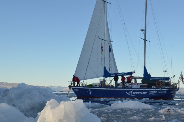 Sekstant Expedition Lodowe Krainy 2014-2015