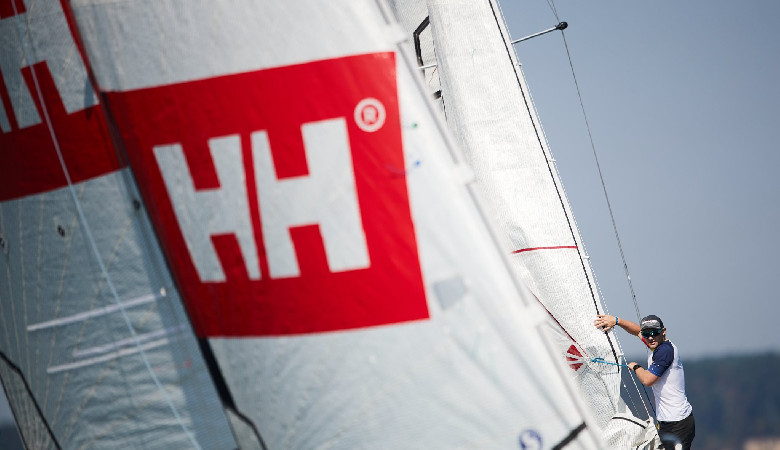 Finał Sopot Match Race 2019 - nagroda specjalna Helly Hansen The Most Alive Moments Award