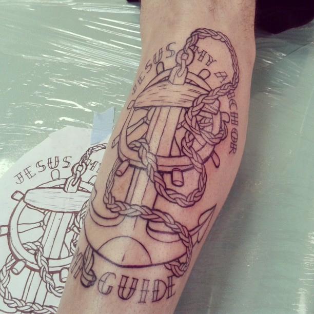Tatuaże żeglarskie
