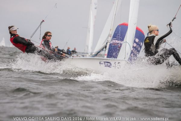 Volvo Gdynia Sailing Days 420